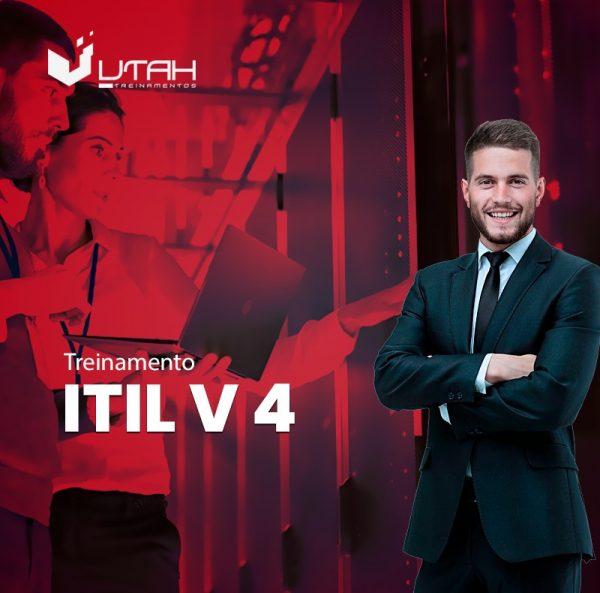 Treinamento de ITIL Foundation V4 Presencial