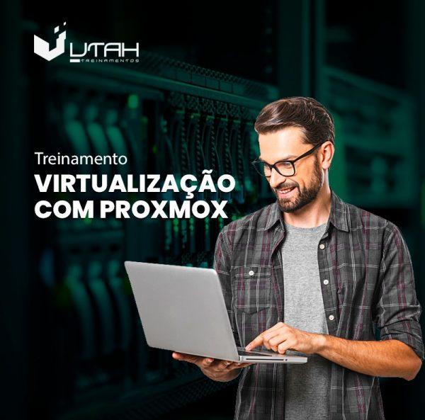 Curso de Proxmox Treinamento de Virtualização