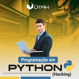 Logo Python Curso de Python Hacking